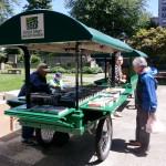 Freeway Park Book Cart