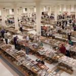 HUGE Book Sale 2016 - Full Room