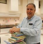 HUGE Book Sale 2016 - Stacks of books