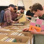 HUGE Book Sale 2016 - Records