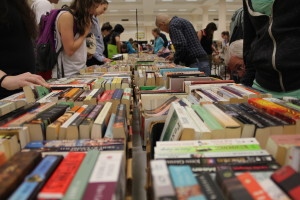 HUGE Book Sale 2016 - Books